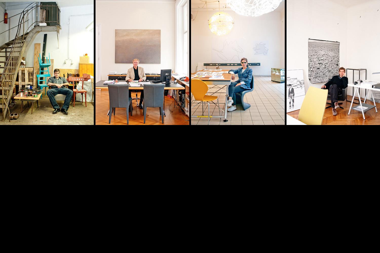 [:de]Künstler für Akron Jahresbericht: Markus Hofer, Klaus Albrecht Schröder, Brigitte Kowanz, Michael Höpfner.[:en]artists for Akron annual: Markus Hofer, Klaus Albrecht Schröder, Brigitte Kowanz, Michael Höpfner.