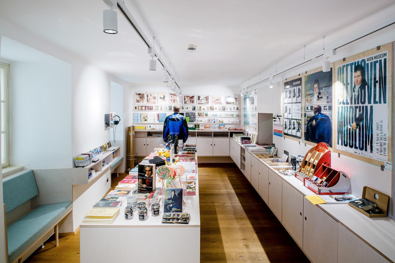 [:de]Museumsshop.[:en]Shop of the museum.